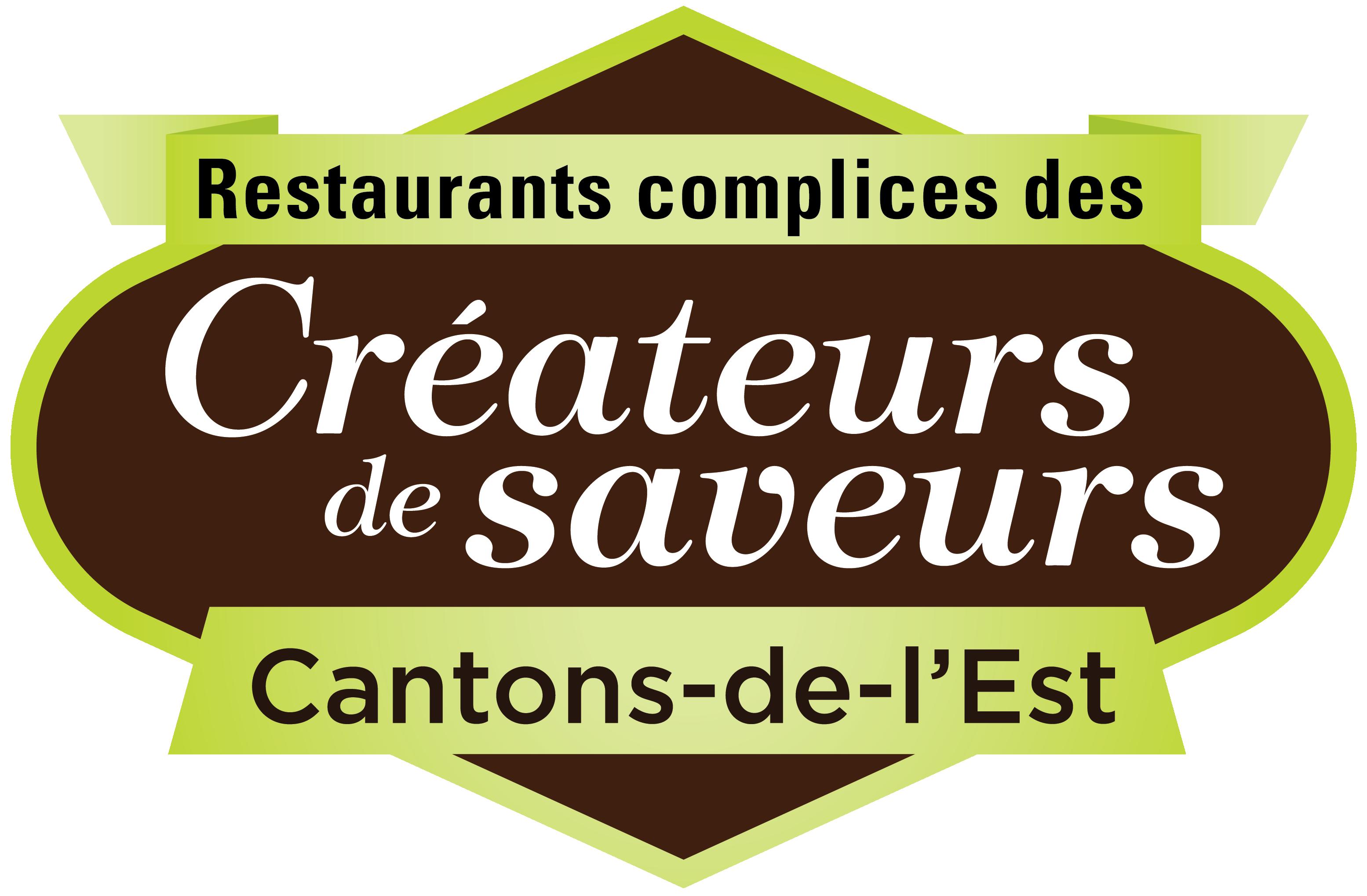 Chefs créateurs - Cantons-de-l'Est